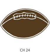 football-emblem-brown-white-rugby-ball
