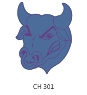 mascots-emblem-columbia-purple-bull-face
