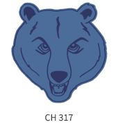 mascots-emblem-columbia-royal-bear-face