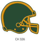 football-emblem-kelly-gold-helmet