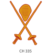 fencing-emblem-gold-two-crossed-swords