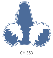 cheerleading-emblem-royal-white-pompom-meghaphone