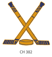 ice-hockey-emblem-gold-royal-two-crossed-sticks